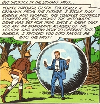 A panel from Superman's Pal, Jimmy Olsen: #79.