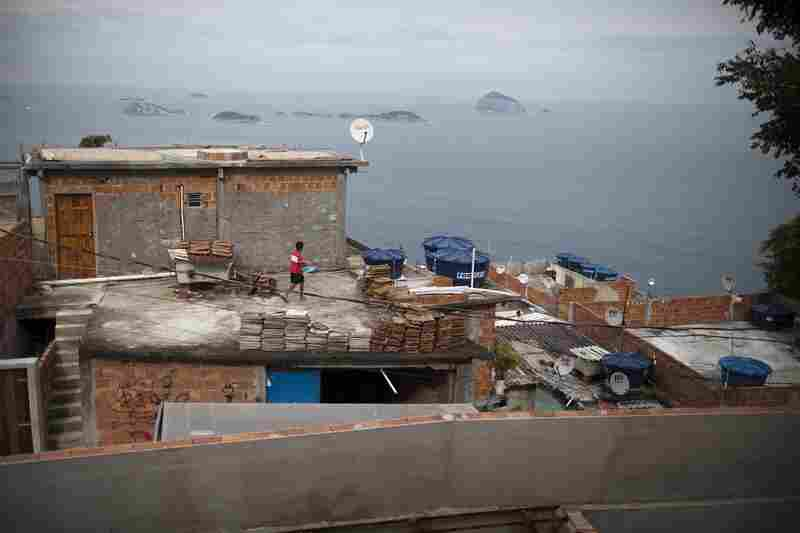 The pacification program in the favelas has greatly increased the value of homes and led to gentrification.
