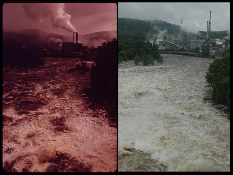 Documenting America's Environments: Then And Now