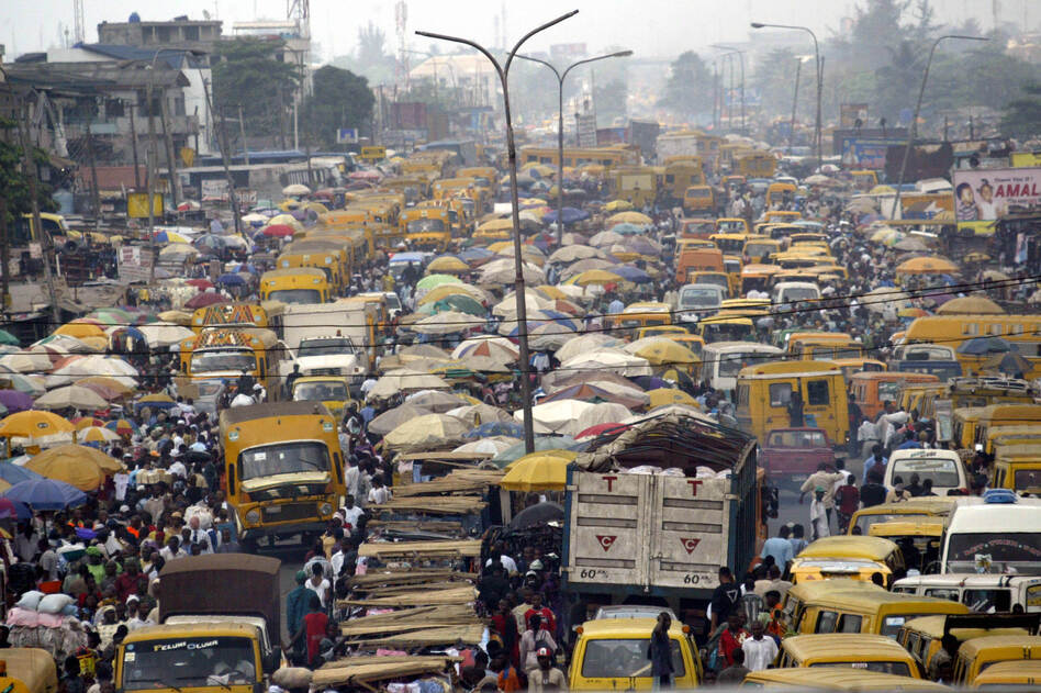 How Recalculating GDP Can Help App Designers In Nigeria
