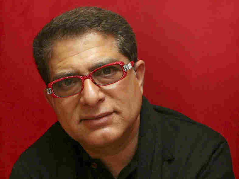 Deepak Chopra, writer and entrepreneur, poses for a photograph at the Chopra Center & Spa in New York in March 2008.