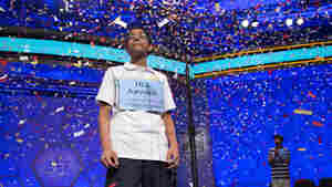 "Arvind Mahankali won the 2013 National Spelling Bee after spelling the word ""knaidel."""