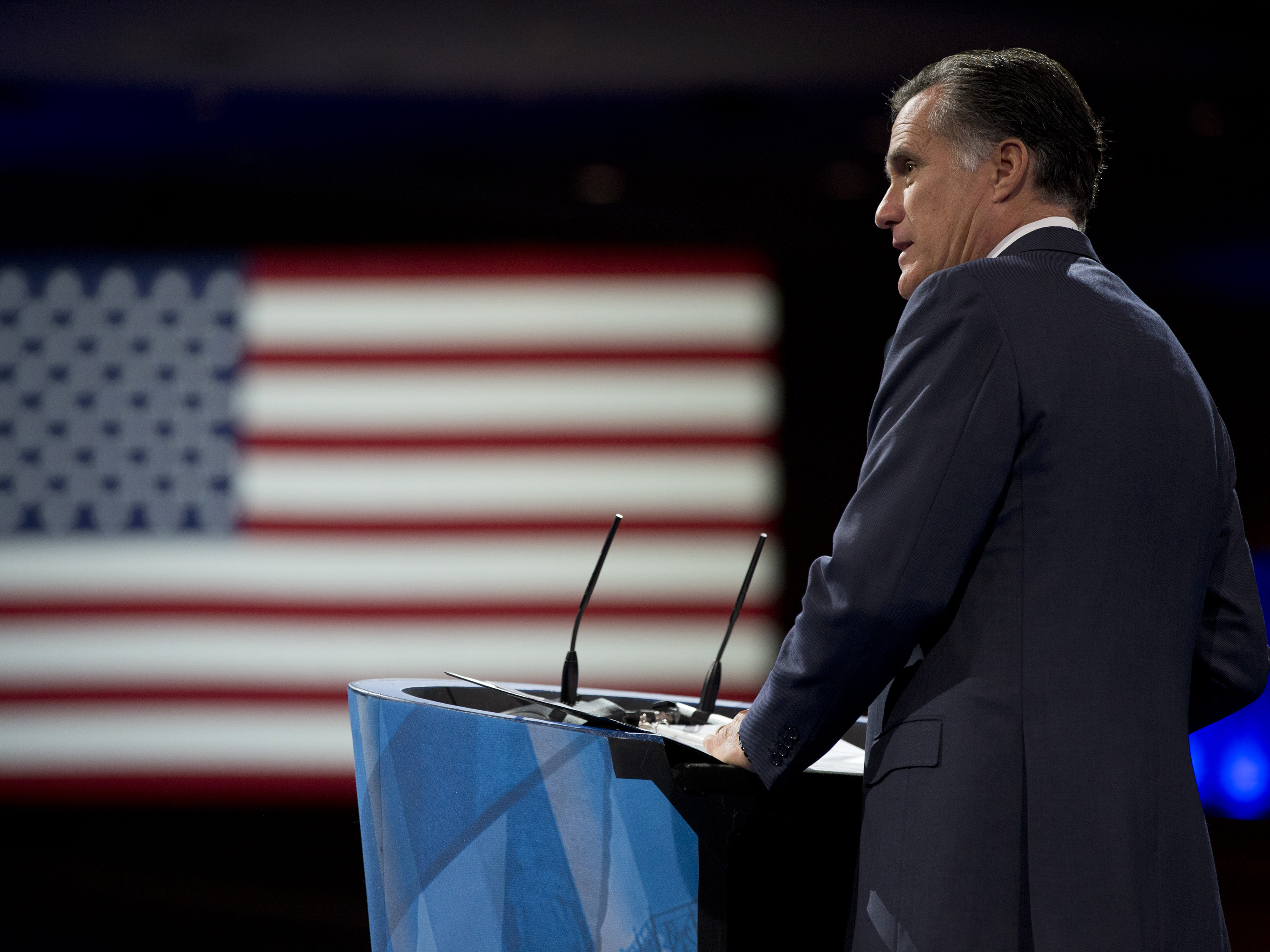 Romney Not Done With Politics