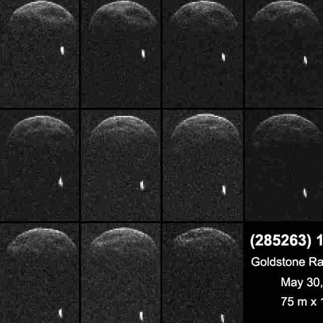 Huge Asteroid Makes Its Closest Pass To Earth Today