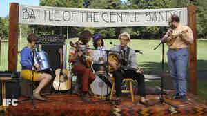 "The show Portlandia recently featured a skit titled ""The Battle Of The Gentle Bands."" Portland will host the Quiet Music Festival this weekend."