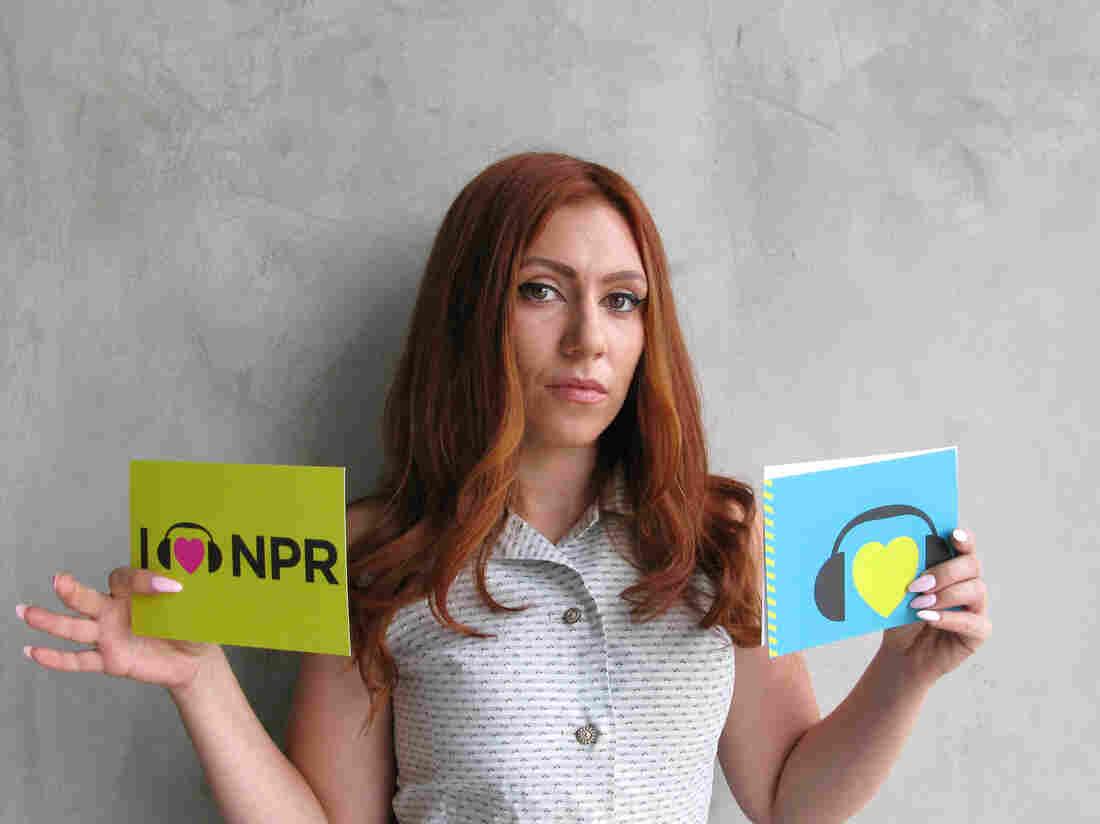 Clairy Browne at NPR West.