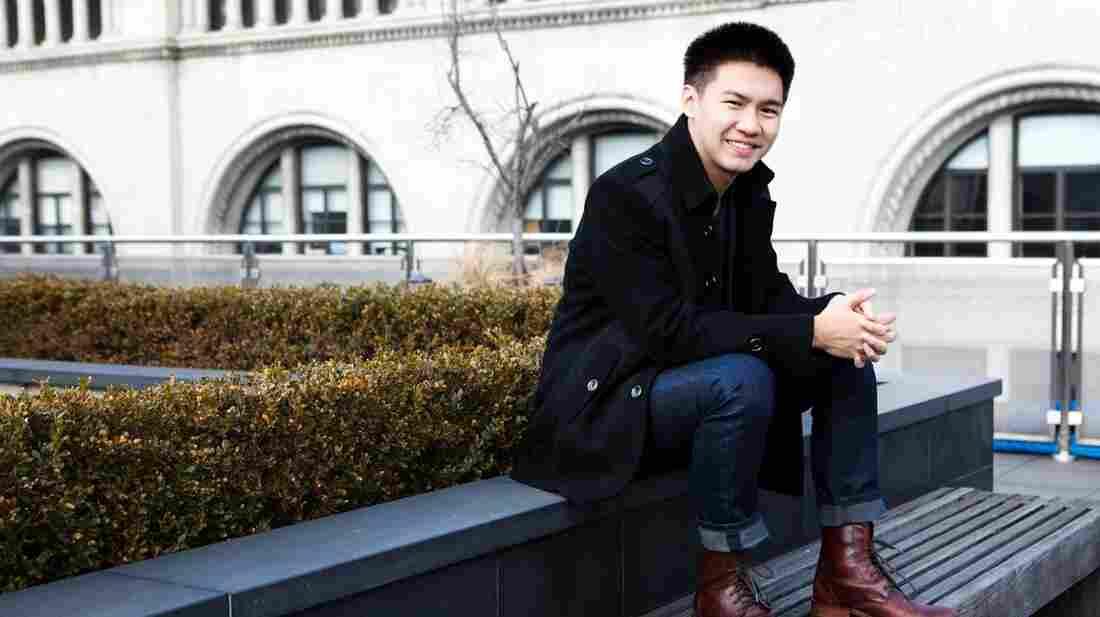 Conrad Tao's new album, Voyages, comes out June 11.