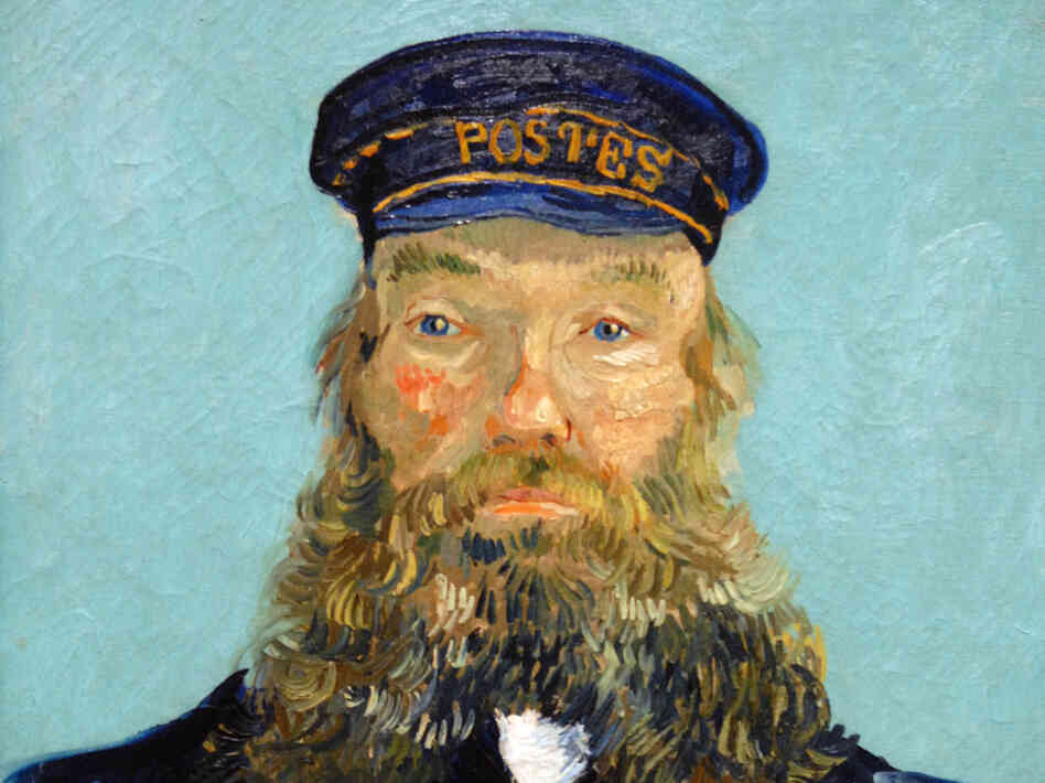 Vincent van Gogh's Portrait of Postman Roulin is part of the collection in the city-owned Detroit Institute of Arts. The financially troubled city of Detroit is eyeing the sale of its prized artworks.