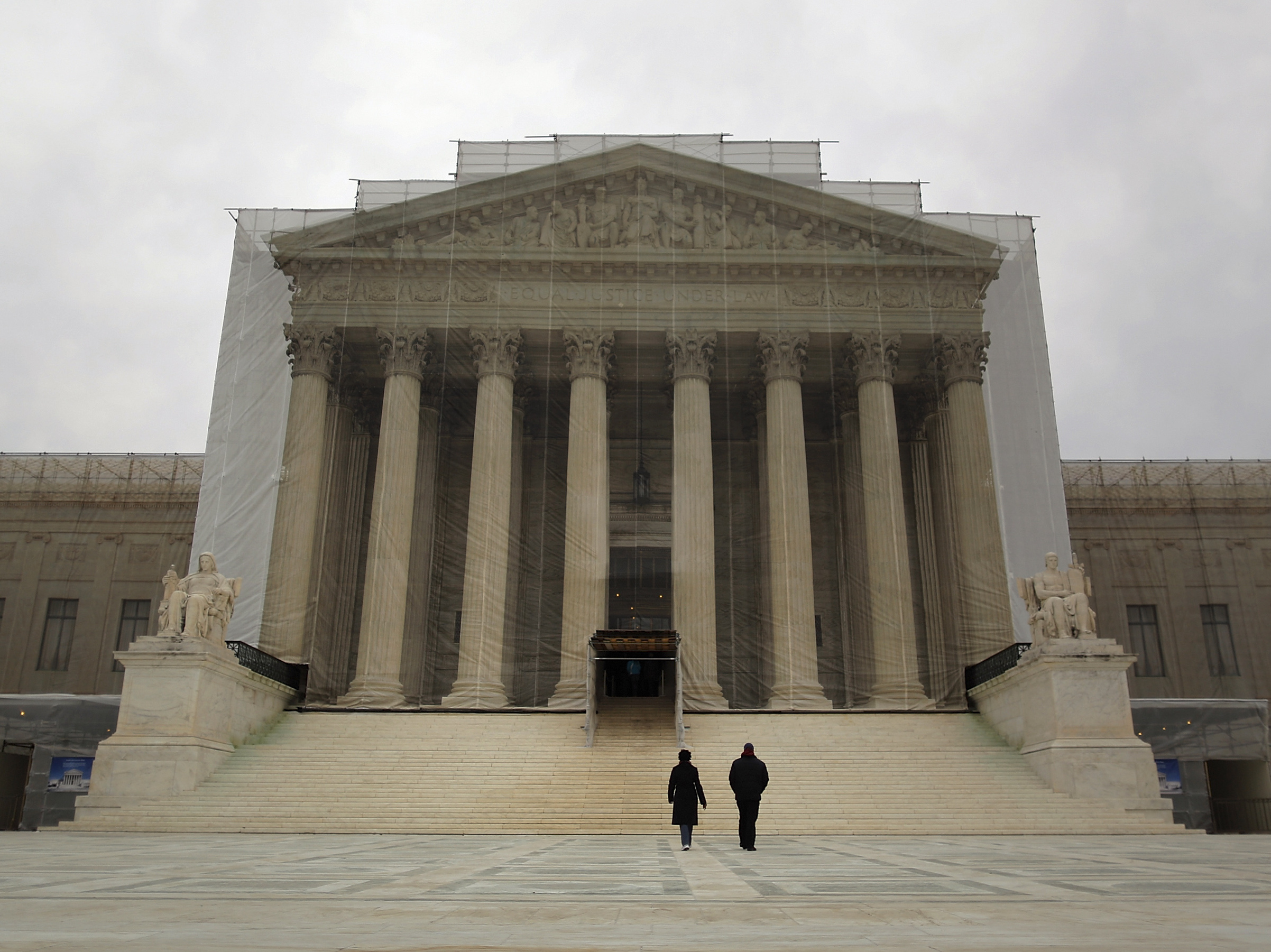 Court Prepares To Write New Chapters In Civil Rights History