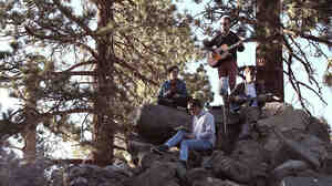 Wild Nothing at Mount San Jacinto for a Field Recording, recorded in April 2013.