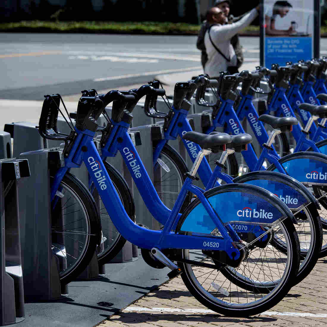Bike-Sharing Programs Roll Into Cities Across The U.S.