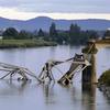 The Interstate 5 bridge over the Skagit River in Mount Vernon, Wash., collapsed last week.
