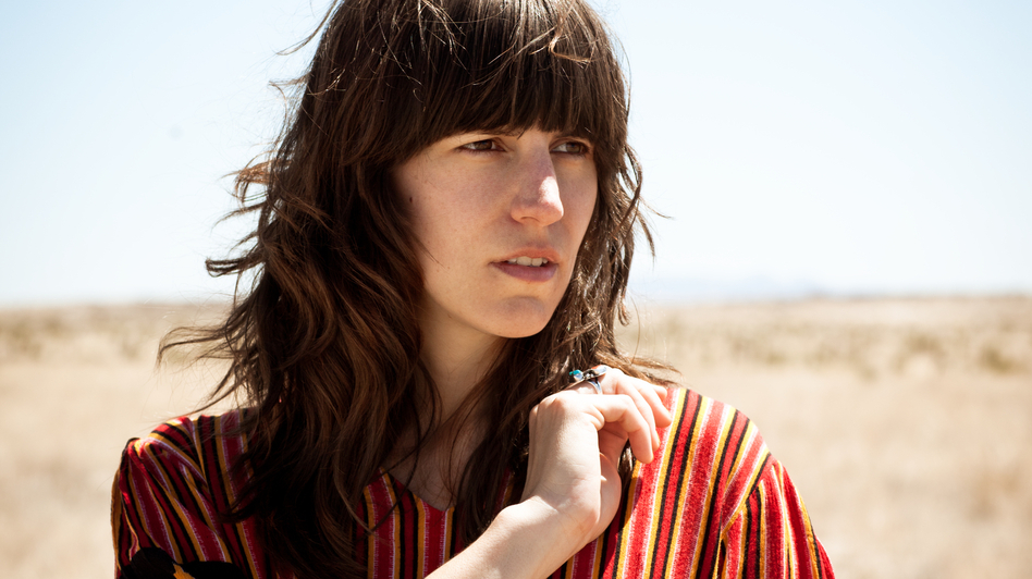 Eleanor Friedberger's new solo album is Personal Record. (Courtesy of the artist)