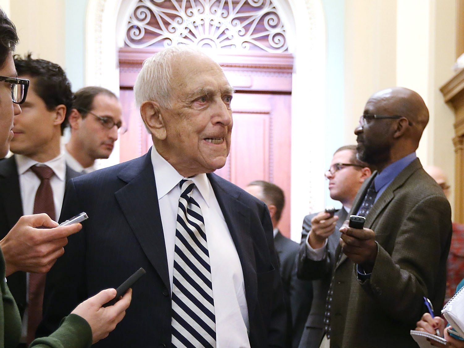 5 Things You May Not Know About Sen. Frank Lautenberg : It's All ...