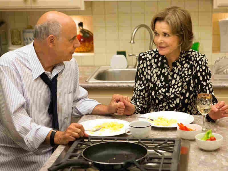 Jeffrey Tambor and Jessica Walter reprise their roles as George and Lucille Bluth in Netflix's new fourth season of Mitch Hurwitz's Arrested Development.