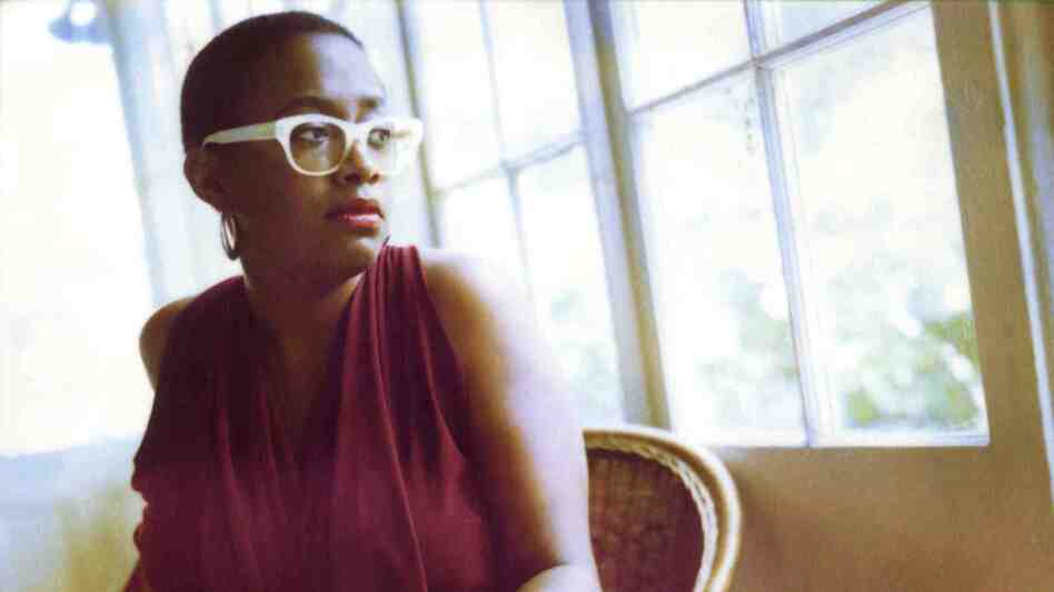 Cecile McLorin Salvant's new album is titled WomanChild. (Courtesy of the artist)