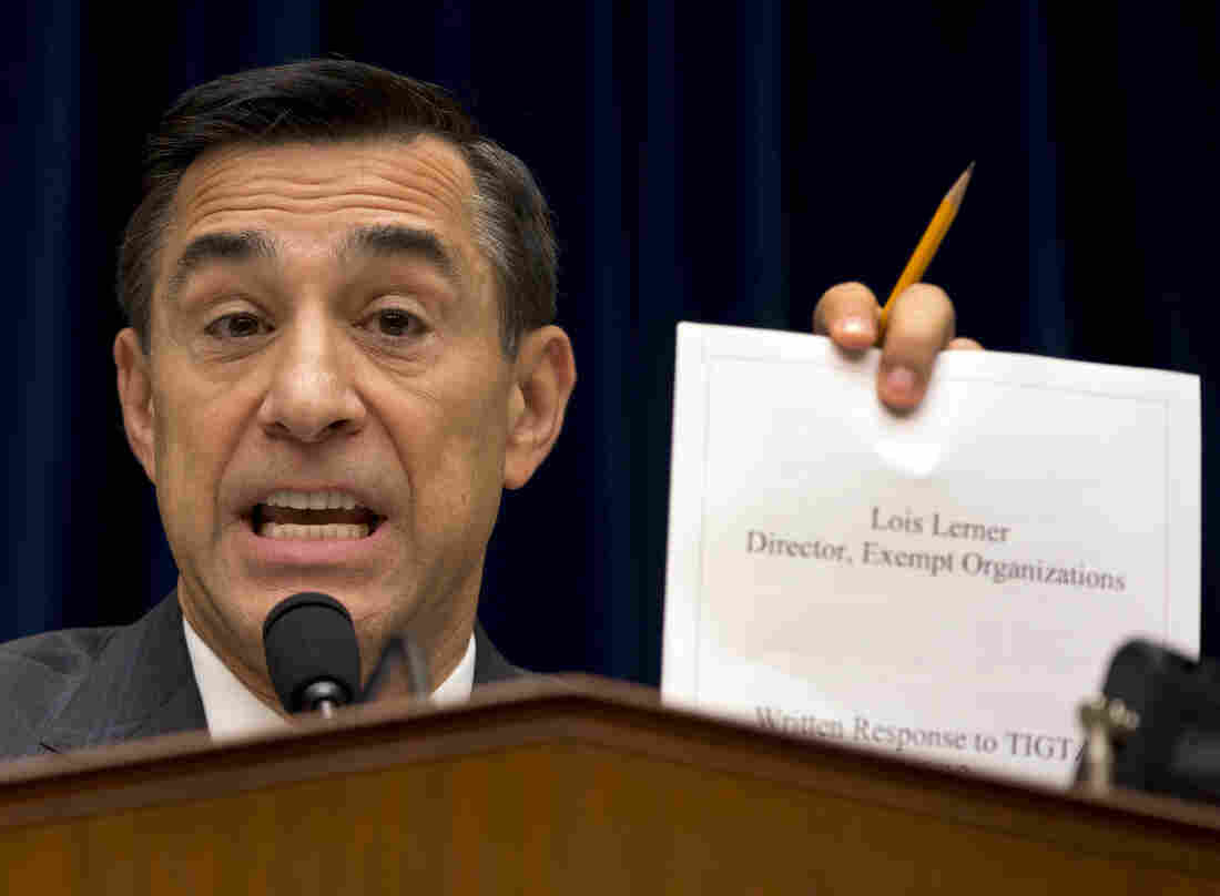 Rep. Darrell Issa, R-Calif., chairman of the House Oversight and Reform Committee, is just doing what Congress does at times of divided government.