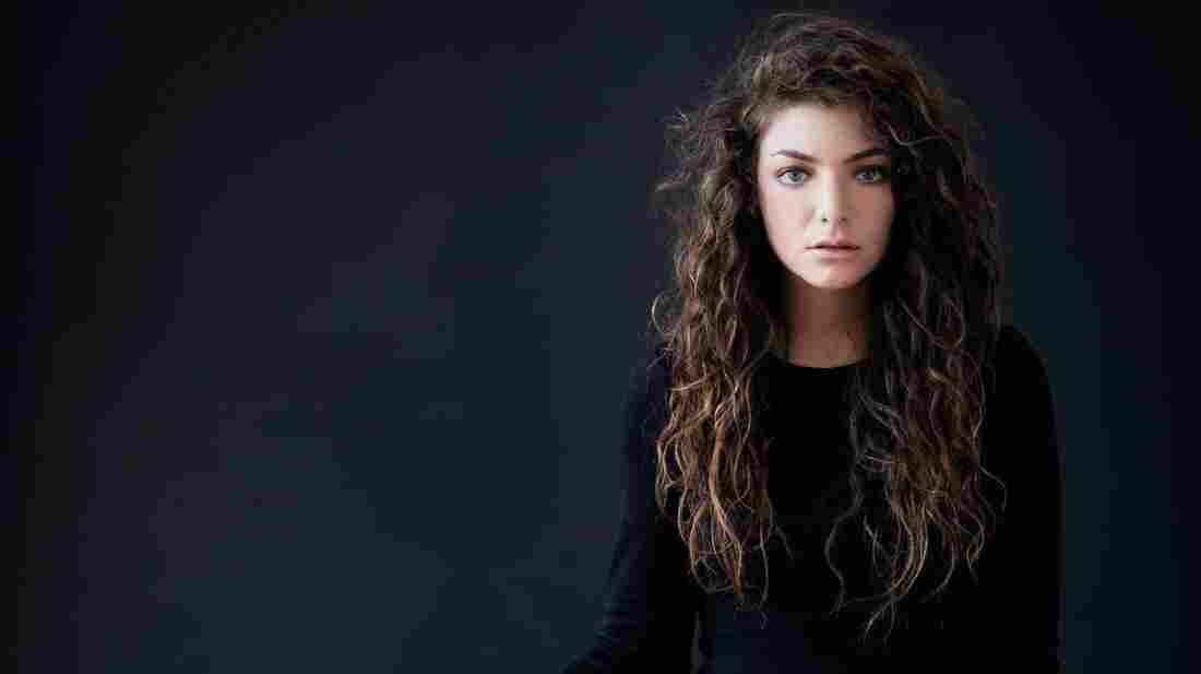 New Zealander and teenage star Lorde.