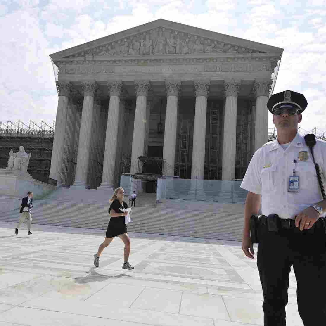 Supreme Court Upholds Warrantless Collection Of DNA