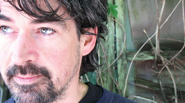 Slaid Cleaves' music is influenced by singer-songwriters such as Woody Guthrie, Bruce Springsteen, Hank Williams and Johnny Cash. (Courtesy of the artist)