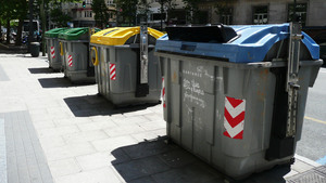 Engineers are preparing to equip all dumpsters in Santander with sensors that gauge whether the container is full or empty. The sensors then transmit data to garbage collectors, alerting them to which containers need to be emptied.