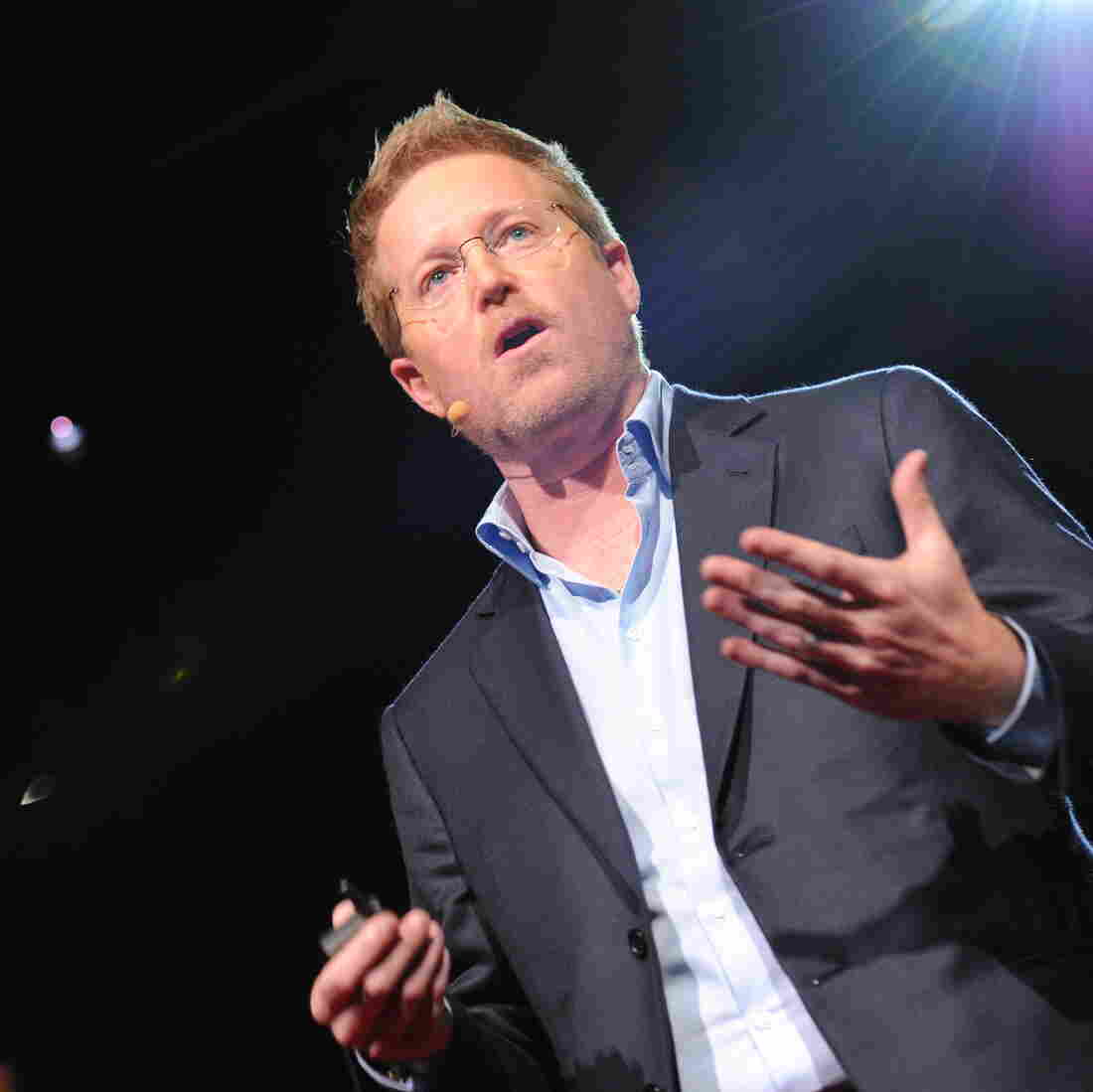 Andrew Stanton: What Makes A Good Story?