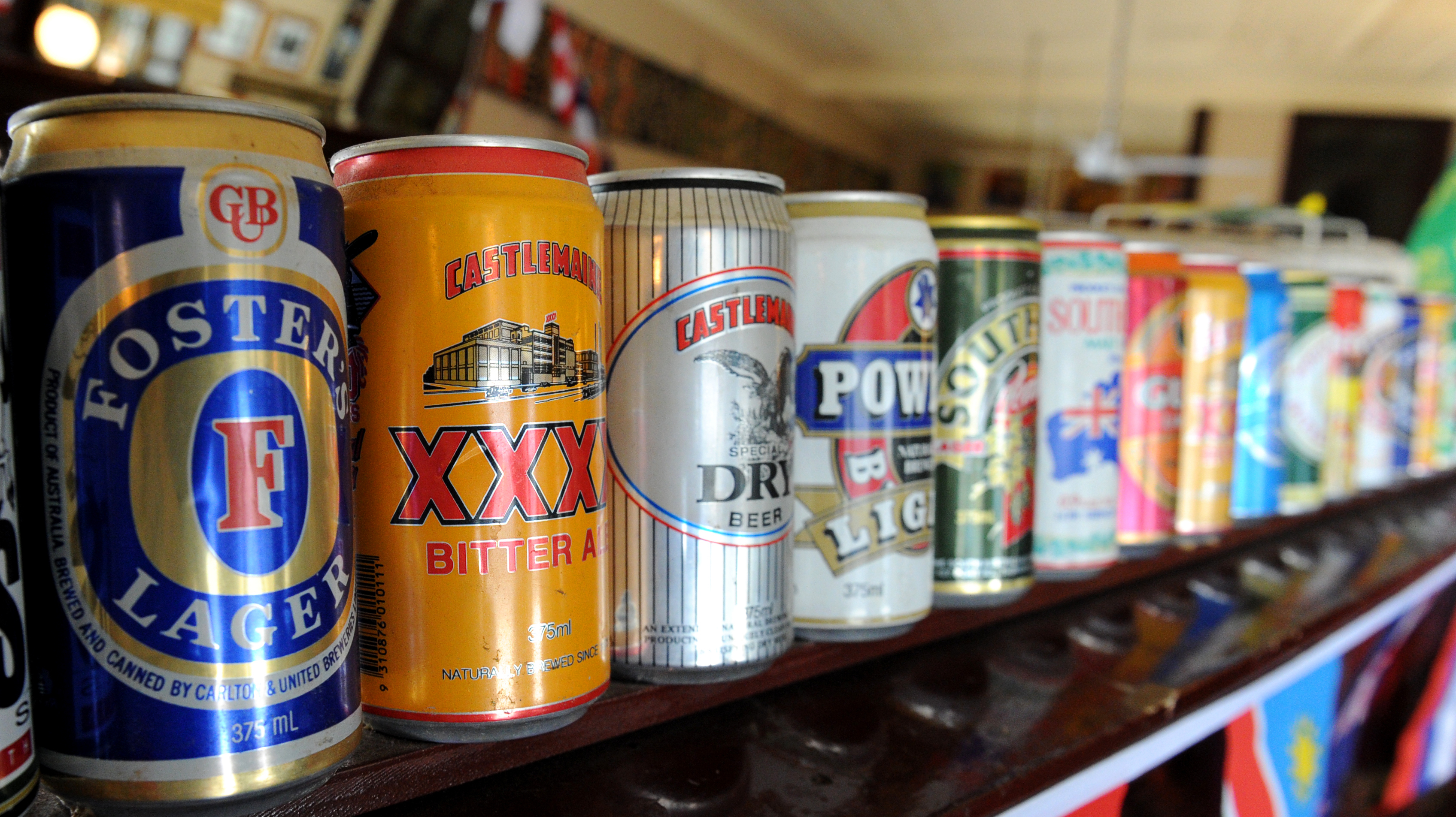 Beer Fridge Blamed For Cellphone Network Blackout