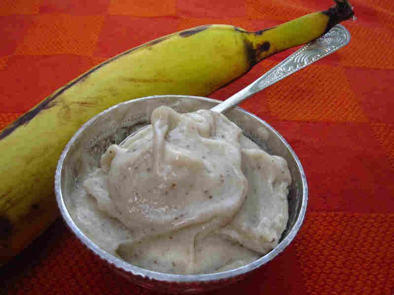 One-Ingredient Ice Cream
