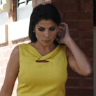 Jill Kelley, outside her home in Tampa.