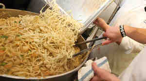 Philadelphia is training owners of Chinese takeout restaurants to cut some of the salt in menu items like lo mein.