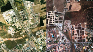 From The Sky, A View Of Spain's Boom And Bust