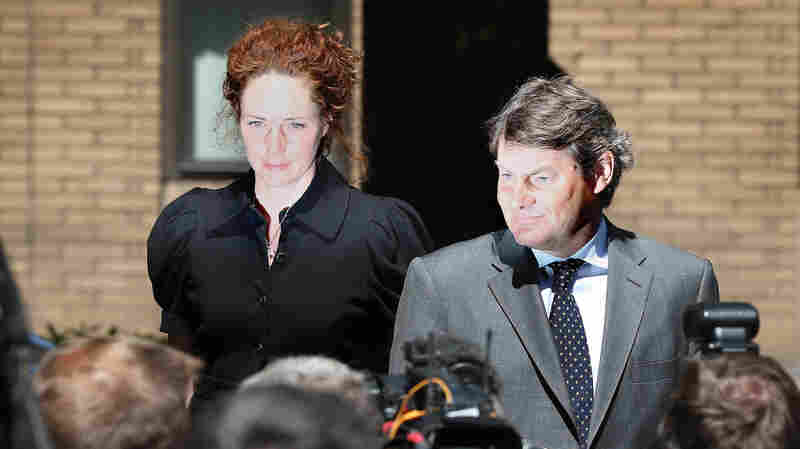 British Phone Hacking Scandal: Rebekah Brooks Pleads Not Guilty