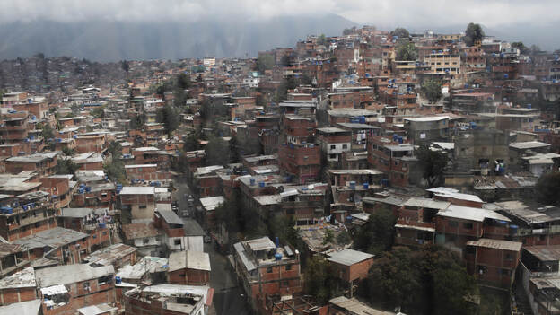 Kidnappings and other crime have infiltrated every aspect of daily life in Venezuela, especially the capital, Caracas, which was recently ranked the world's third most violent city. (AP)