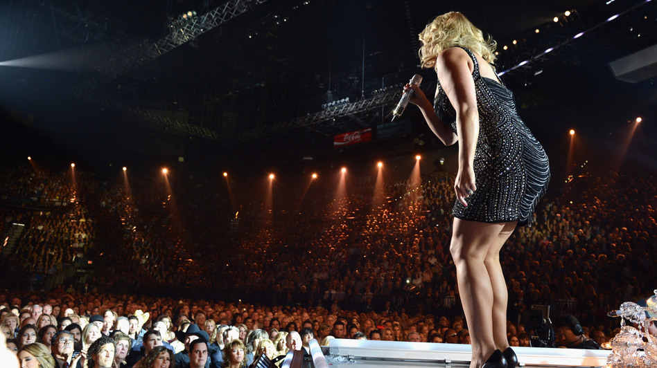 Country music 39 s year of the woman wbur news for How many country music awards are there