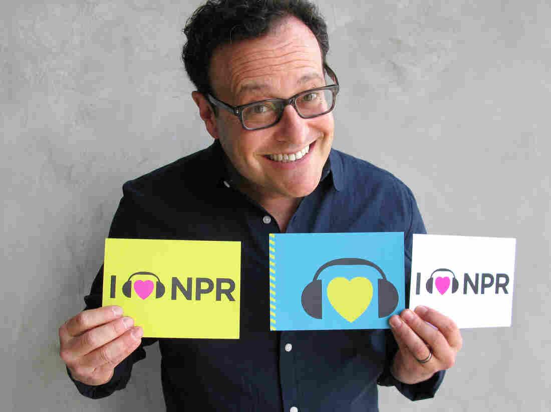 Mitch Hurwitz at NPR West.