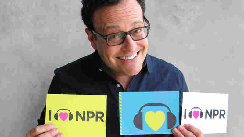 Mitch Hurwitz Loves NPR