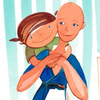 Sue Glader wrote Nowhere Hair after finding many children's books about cancer that were too depressing or scary.