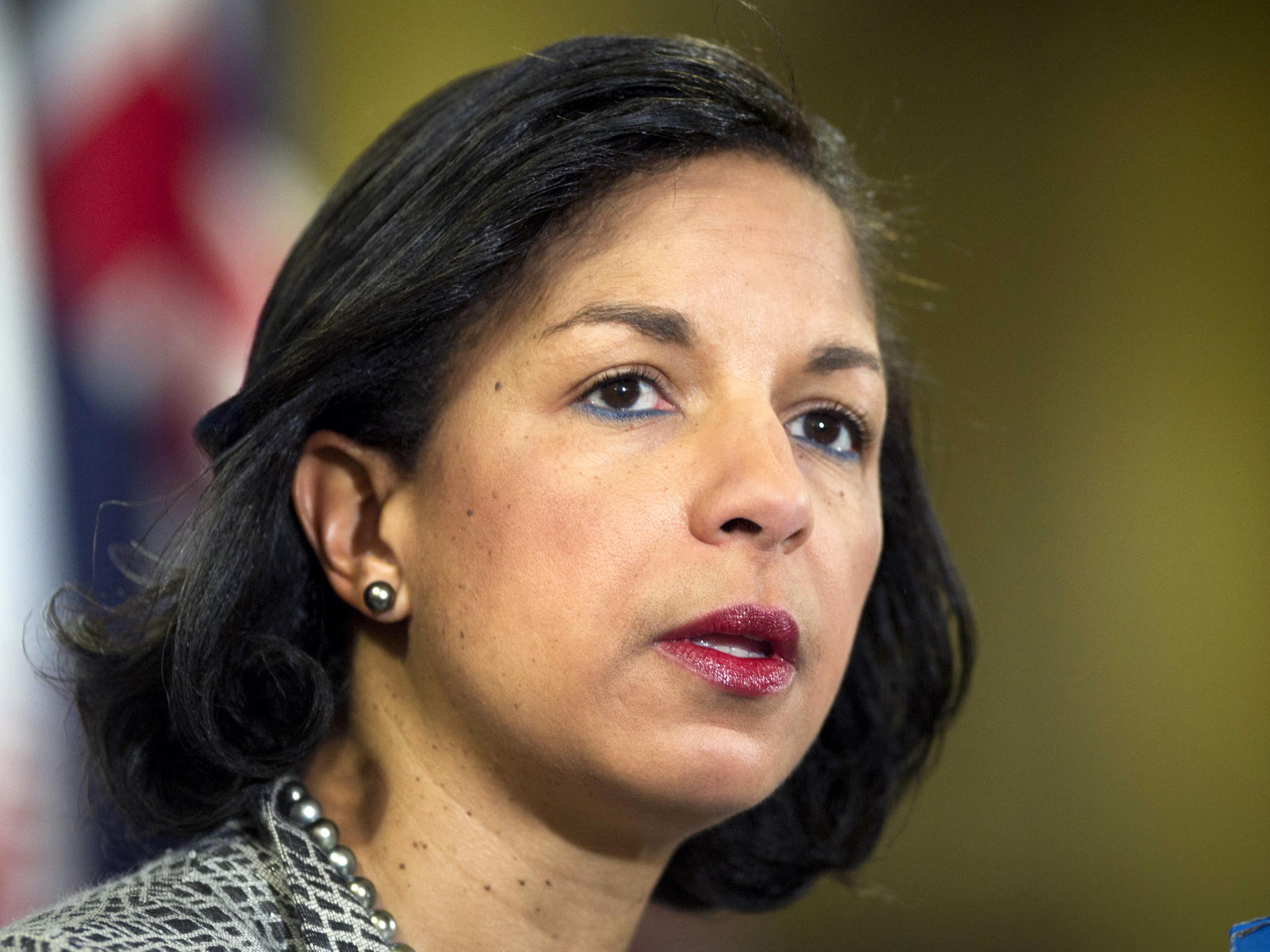 Shakeup: Susan Rice To Be Obama's National Security Adviser