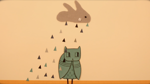 Video: A Life Lesson Conveyed In Cutout Animation