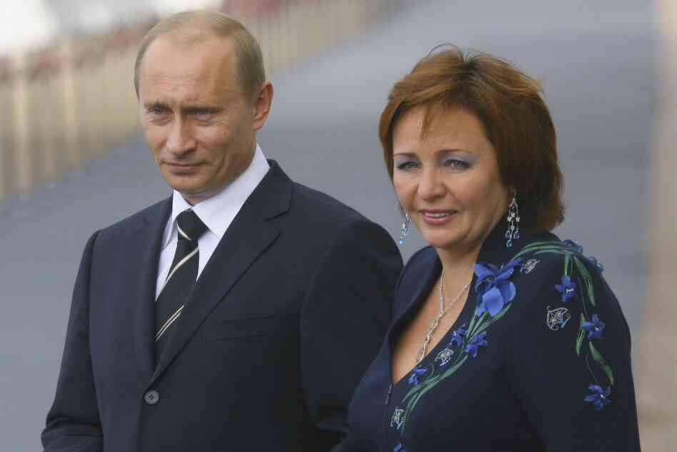 Wife Met Russian President In 85
