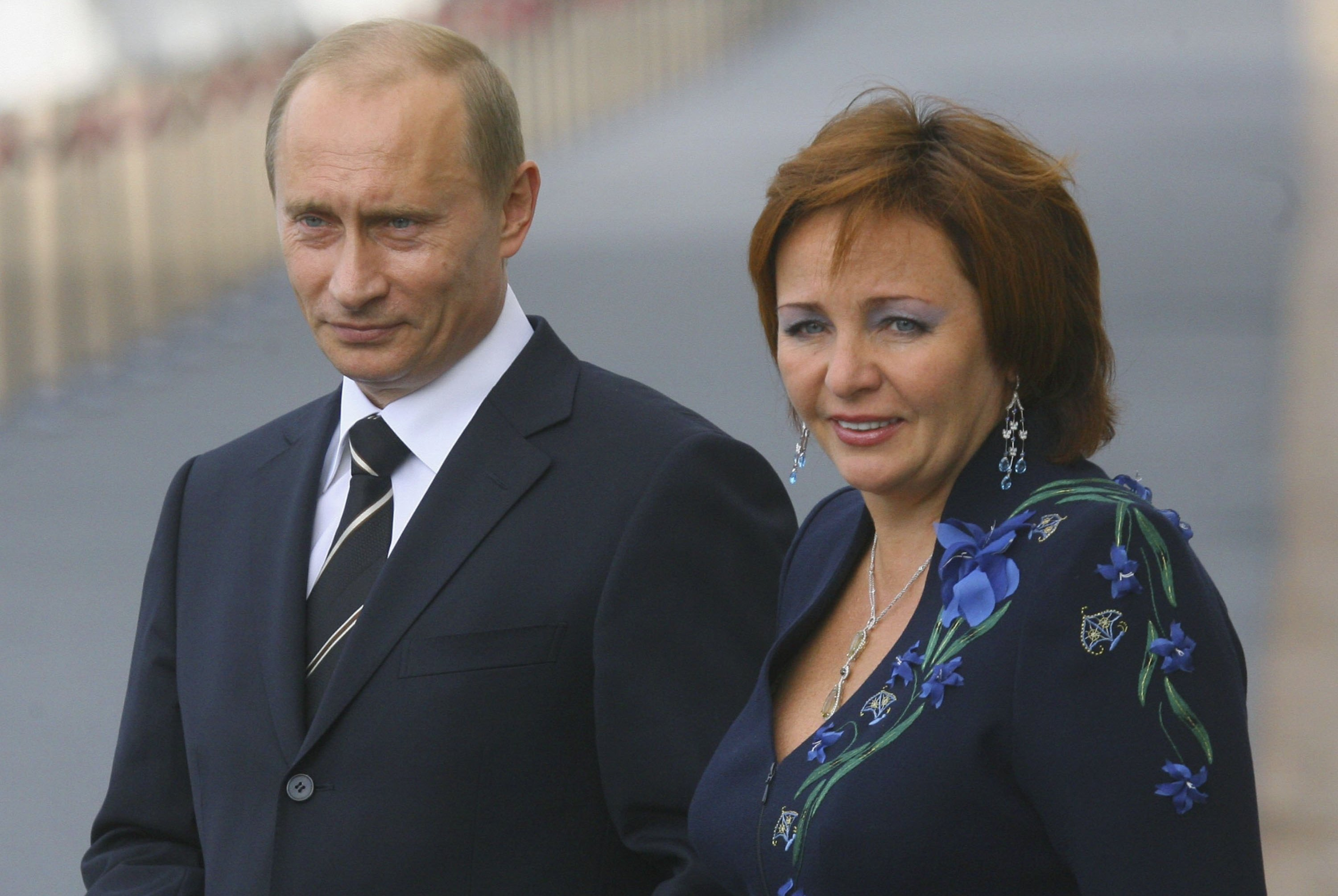 Russian President Vladimir Putin Wife Call It Quits The Two Way Npr