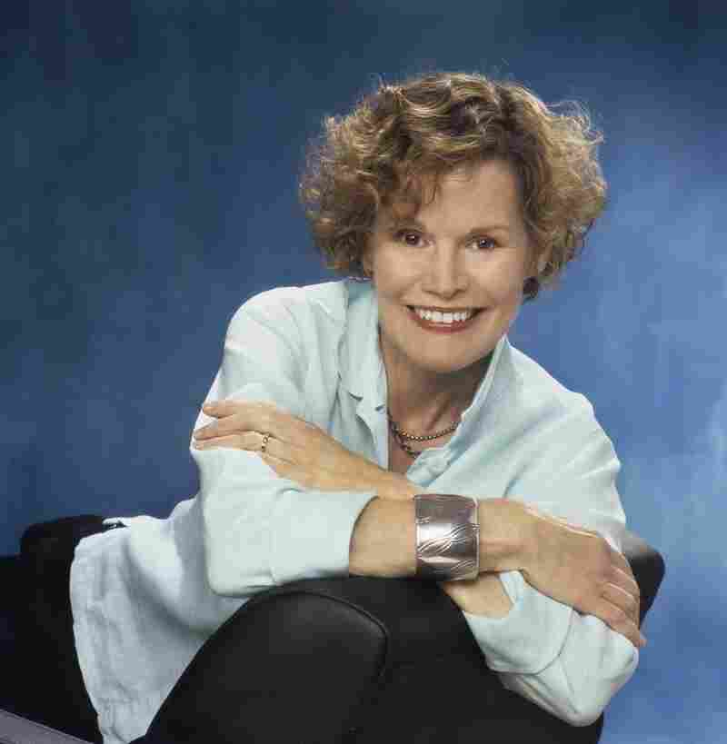 Judy Blume is the author of many books for kids and teens, including Are You There God? It's Me, Margaret, Tales of a Fourth Grade Nothing and Blubber. Her 1981 novel, Tiger Eyes, has just been adapted into a movie.
