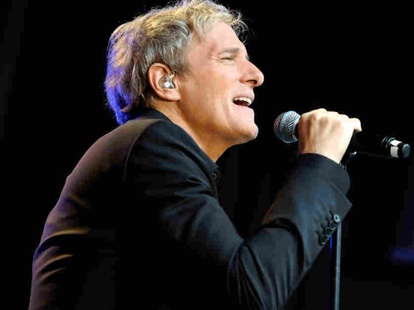 Michael Bolton performs at FOX Studios on May 24, 2013.