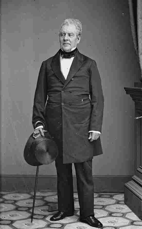 Luther Bradish, circa 1855-1865