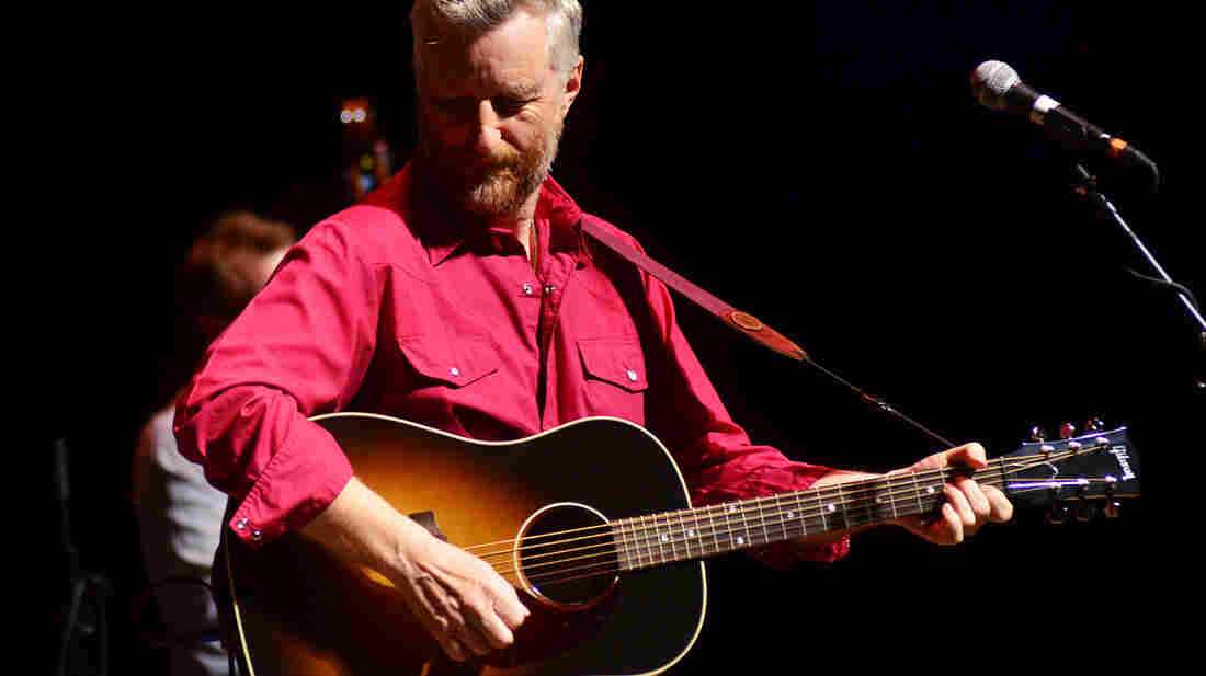 Billy Bragg performs on Mountain Stage.
