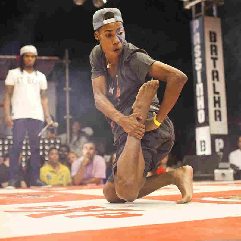 Rio's New Dance Craze: The Passinho
