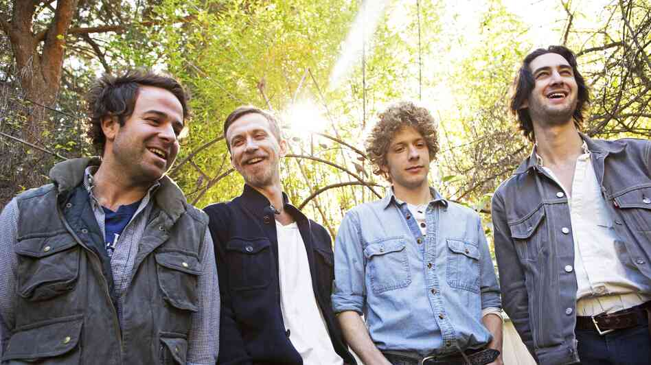 So you like Dawes. How do you explain the band's appeal to your friends?