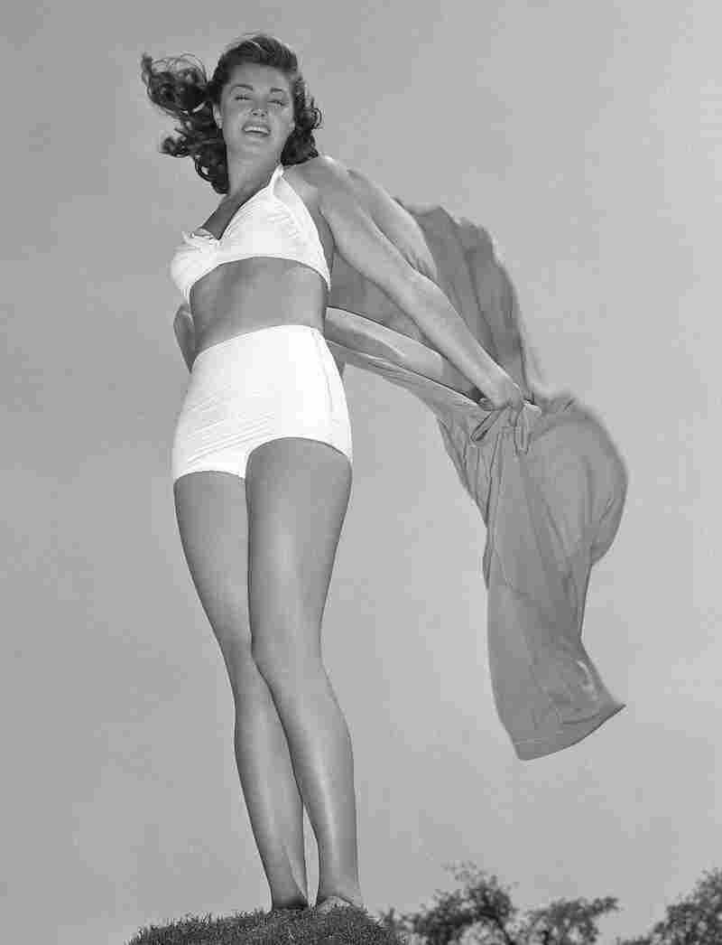 Esther Williams in August, 1942.