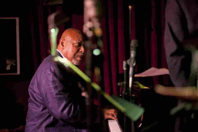 Kenny Barron.