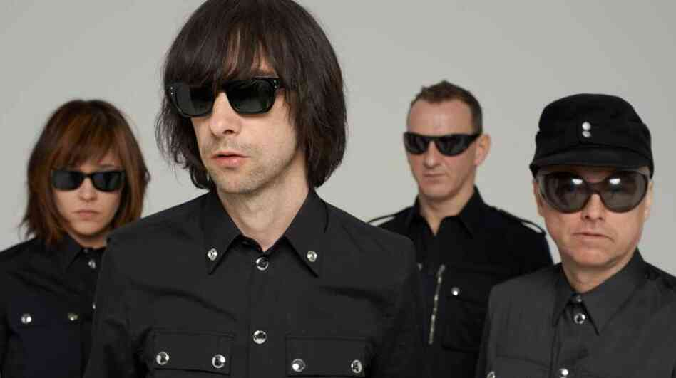 Primal Scream's 10th album, More Light, comes out June 18.
